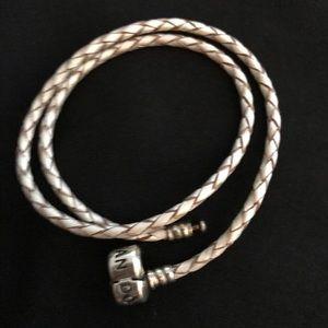 Authentic Leather Wrap Bracelet